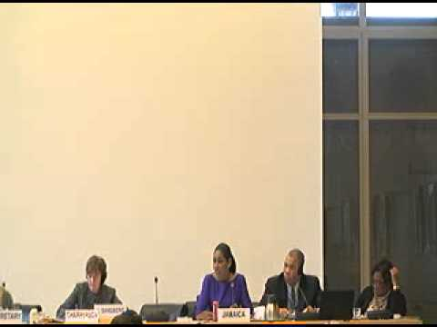 [4 of 4] UN Committee on the Rights of the Child - Jamaica Review - 68th Session, Jan 2015