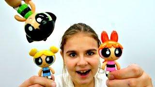 Супер крошки догоняют Мэйлин. Идеи для кукол - Мультики для девочек