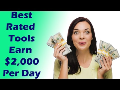 How To Make Money Online Fast 2016 and 2017 - Earn Money Fast $2,000 Per Day