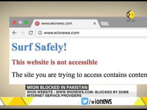 Wion website