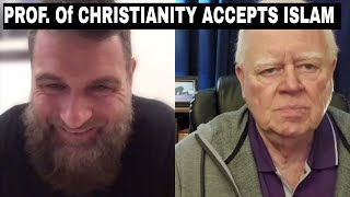 TheDeenShow #791- FORTY YEAR CHRISTIAN MINISTER COLLEGE PROFESSOR ACCEPTS ISLAM