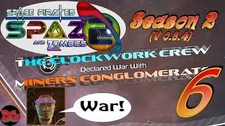 Space Pirates and Zombies 2 ► Let's Play Season 2 - Ep 6 ► War with the Miners! (1440/60)
