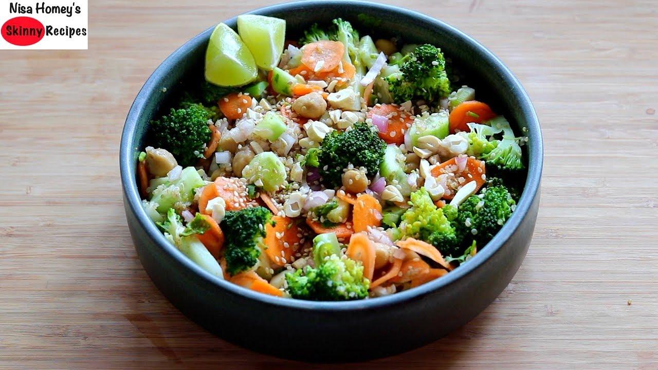 Weight Loss Salad Recipe For Dinner – Winter Special – Quinoa Recipes | Skinny Recipes
