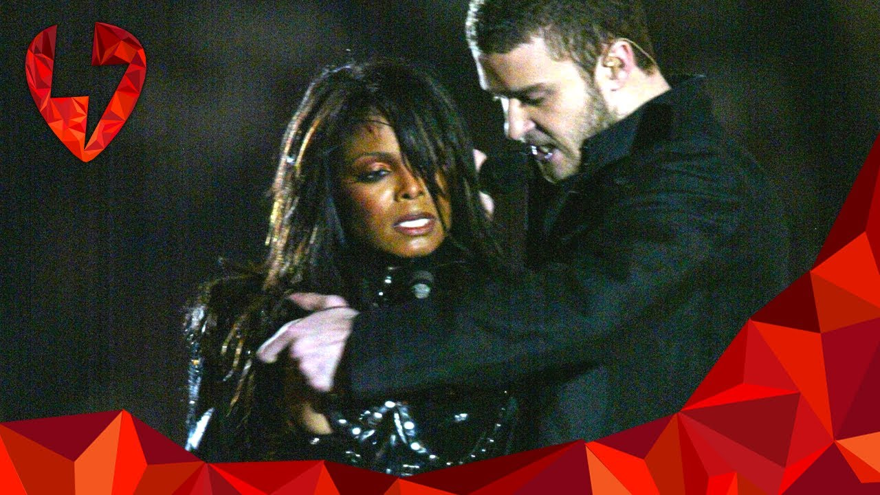 Janet Jackson Has A Wardrobe Malfunction Feb 01 Today In Music