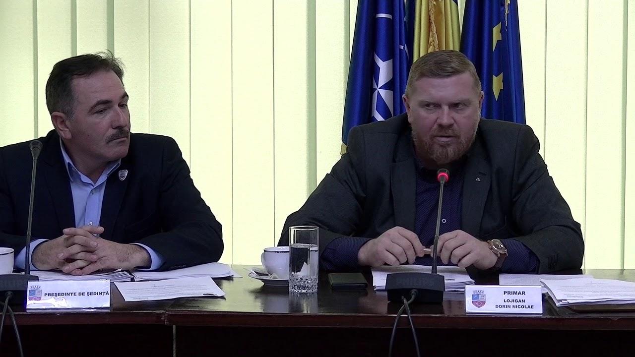 Ședință Consiliul Local Câmpia Turzii (20.12.2018)