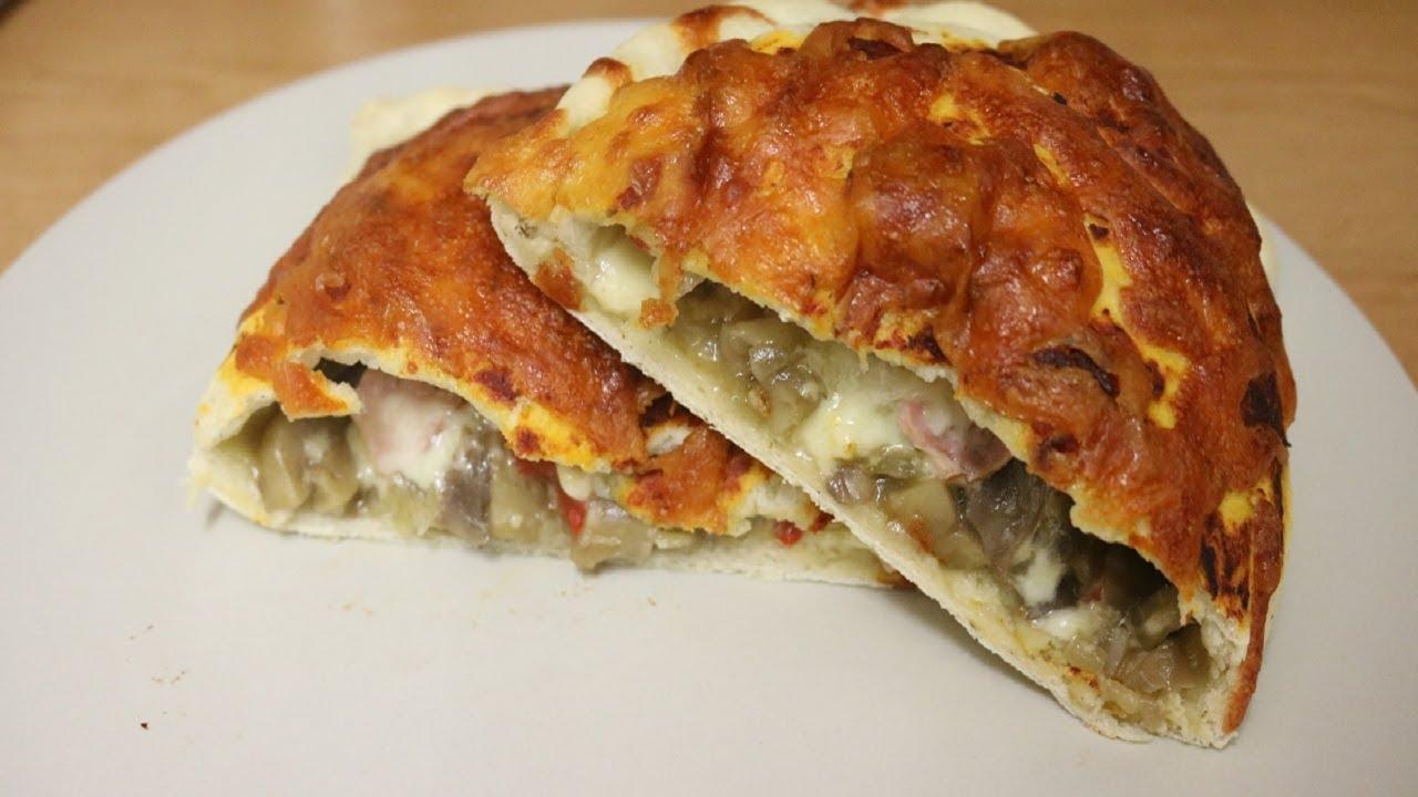 Pizza Pierog Calzone Kuchnia Marzenki Webfood Najlepsze Przepisy W Sieci