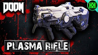 Doom: PLASMA RIFLE Guide | Doom Multiplayer Weapons 2016 (Tips, Review + Gameplay)