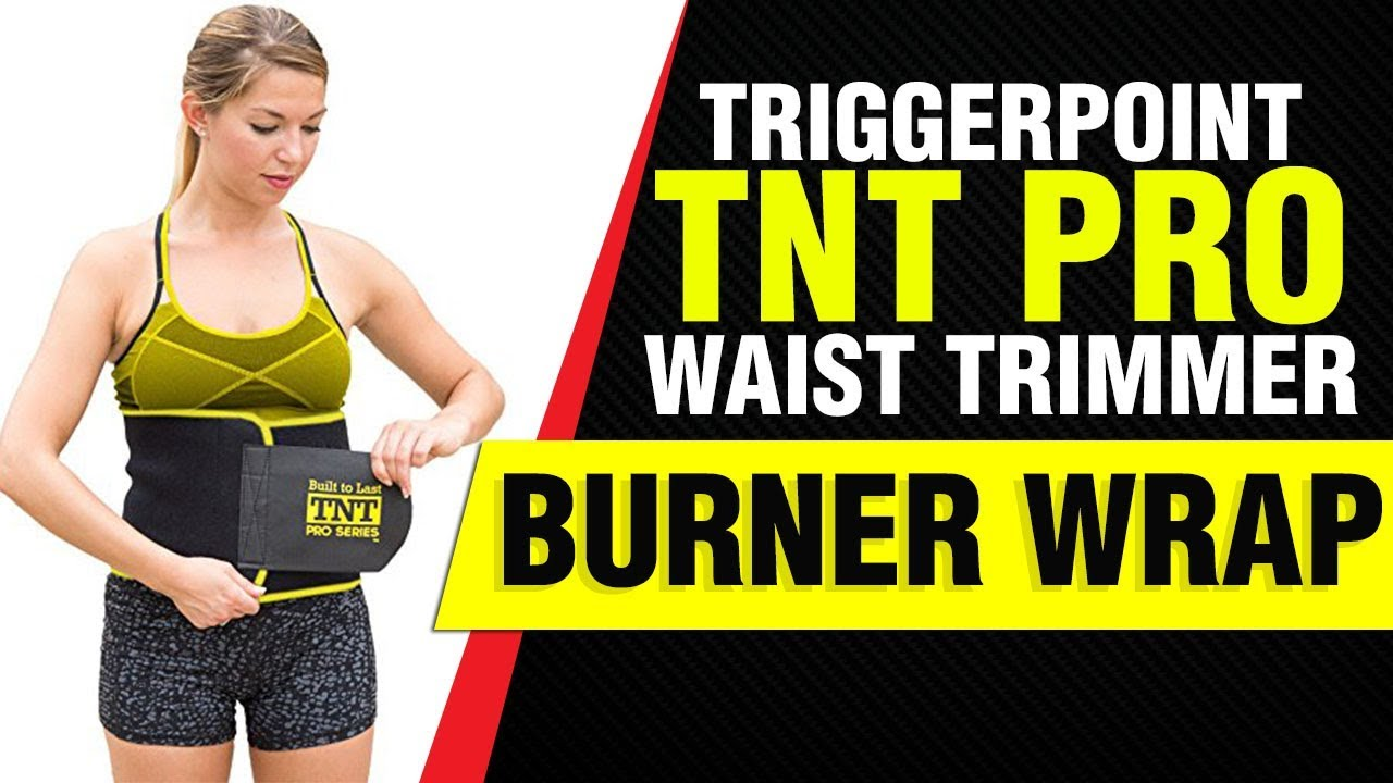 95213589d77 TNT Pro Series Waist Trimmer Weight Loss Ab Belt -Fat Burner Wrap and Waist  Trainer review