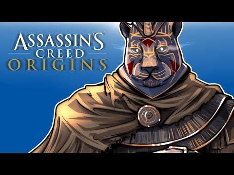 Thumbnail: Assassin's Creed Origins - Sneaky Rescue, Taming Animals and Exploring More!