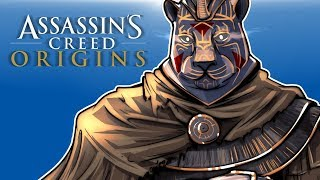 assassin s creed origins sneaky rescue taming animals and exploring more