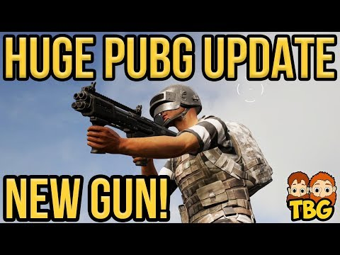 PUBG PS4 + XBOX ONE CROSSPLAY IS HERE!! // Huge Update for PTS