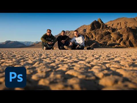 Sácale todo el jugo a la herramienta de recorte de Adobe Photoshop