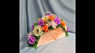Очаровательные сумочки с цветами