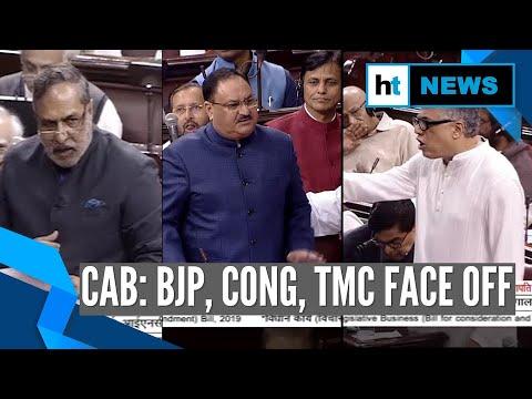 'If Sardar Patel meets Modiji…': BJP, Cong, TMC face off on CAB