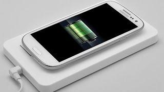 Carga Inalámbrica en  CUALQUIER TELEFONO | Android y iPhone