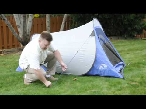 Igloo hop n pop tent instructions & Igloo hop n pop tent instructions - YouTube