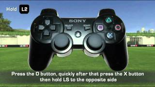 FIFA 11/12 - All Skills Tutorial Part 2 & 3 - More Advanced Skills
