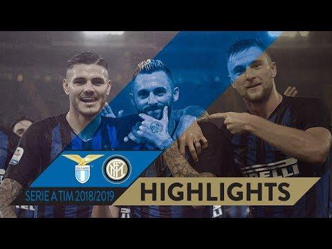 LAZIO 0-3 INTER | HIGHLIGHTS | Nerazzurri dominant in Rome! | Matchday 10 Serie A TIM 2018/19