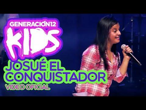 """Generación 12 Kids """"Josue el conquistador"""""""