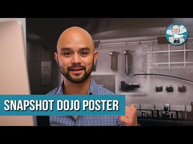 Snapshot Dojo Banner + Portretfoto Wedstrijd 2020!
