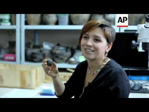 Archaeologists in Russia claim ancient toy find