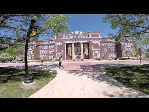 Emporia State University - Campus Tour