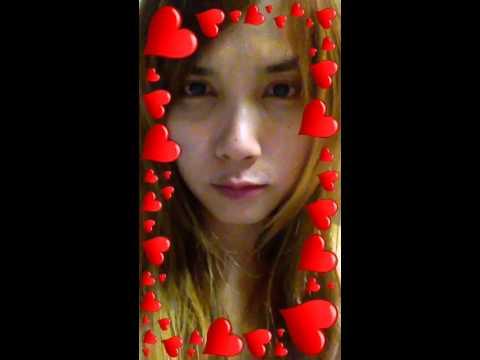 เทสกรอบวีดีโอรูปหัวใจ#น่ารักดั