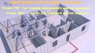 Nigeria Home- Prefab Homes Building