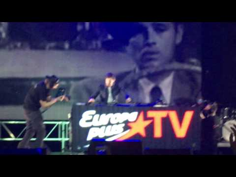 Burak Yeter - Tuesday (Europa Plus Tv Hot&Top) Live Минск Арена 2017