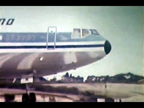 Air New Zealand McDonnell Douglas DC-10 Commercial - 1977
