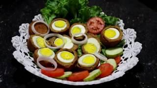 নার্গিস কাবাব রেসিপি | Nargis Kebab Recipe | Bangla Recipe