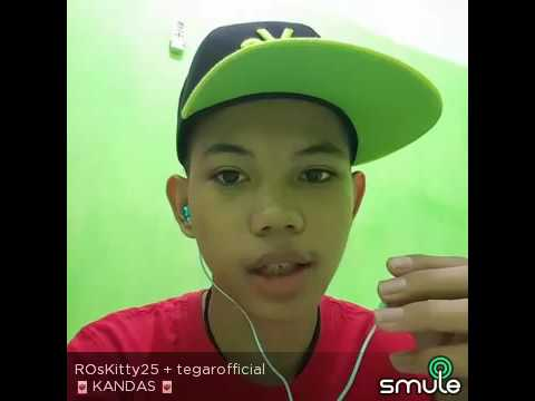 TEGAR SEPTIAN feat Rosita *KANDAS* BY COVER SMULE 👍👍👍👍