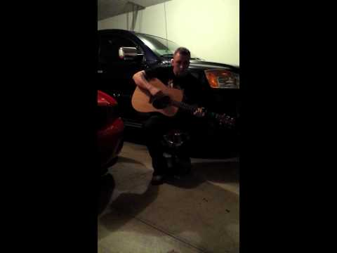Brantley Gilbert, My Faith in You (cover)