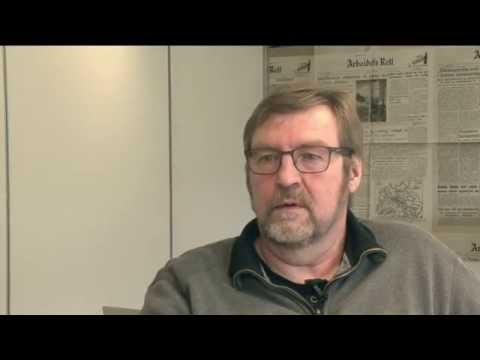 Arbeidets Rett, Røros, vaktsjef Arne Ingar Bækken