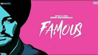 |Famous| Sidhu Moosewala| Lavish Squad Entertainment