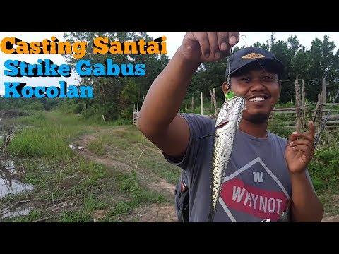 Casting Santai || Strike Gabus Kocolan with Mas Budi