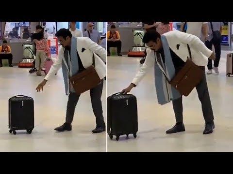 Nandamuri Balakrishna's Viral Video @ Airport | #NBK105 | Manastars