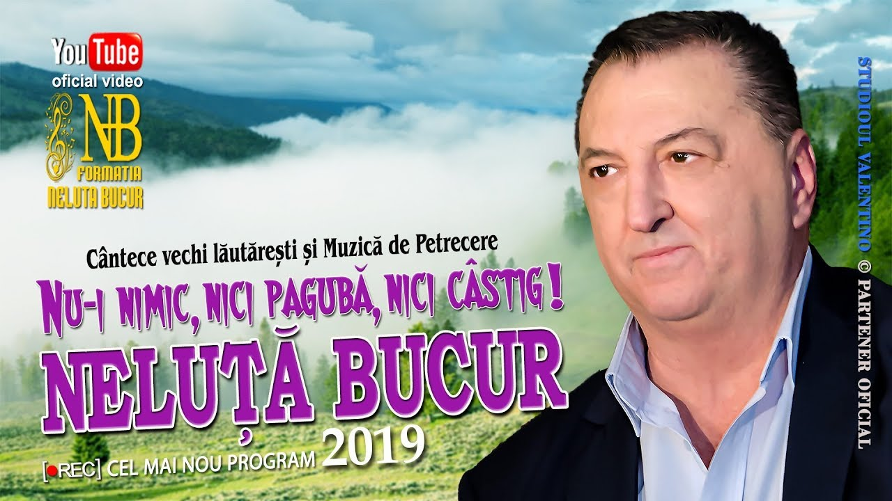 Neluta Bucur Non Stop Live 2019 Oficial Audio Youtube
