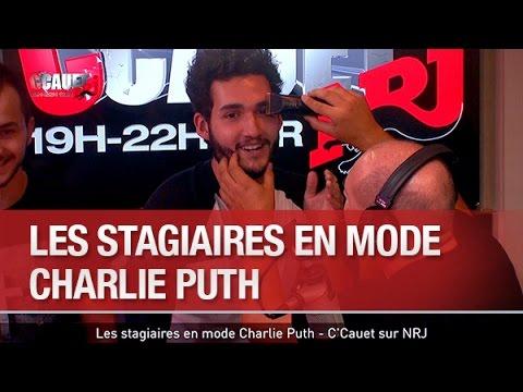 Les stagiaires en mode Charlie Puth -...
