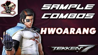 Tekken 7: Hwoarang - Staple Combos