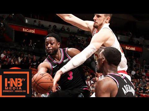 Atlanta Hawks vs Miami Heat Full Game Highlights | 11.27.2018, NBA Season