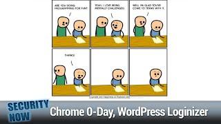 Top 25 Vulnerabilities - Chrome 0-Day, Edge for Linux, WordPress Loginizer