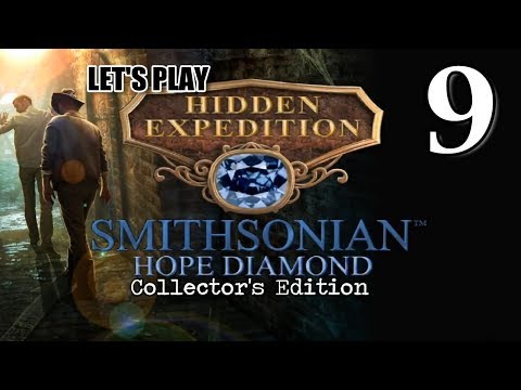Hidden Expedition 6: Smithsonian Hope Diamond CE [09] w/YourGibs - TRAIN LEADS TO INDIA