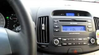 Hyundai Elantra New J4 2008 смотреть