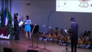 """La mia fiaba """"La Terra si Annoiava"""" recitata a BIMBOFESTIVAL 2014"""