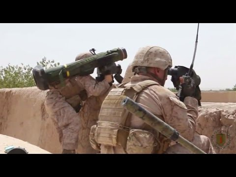 MILITARY NEWS - U.S. Marine Corps Scout Snipers in Afghanistan