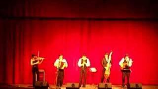 Kleztory performs Dem Rebins Nigun, Oy Tate!