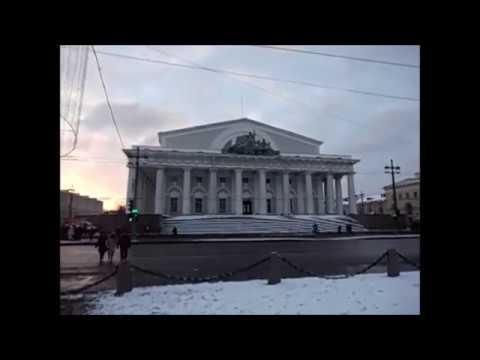 Достопримечательности Санкт-Петербурга - Биржа