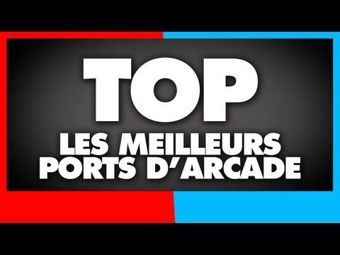 Top 5 - Les meilleurs ports d'arcade