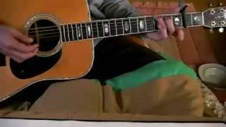 素人のギター弾き語り 千の風になって 秋川雅史 2006年.